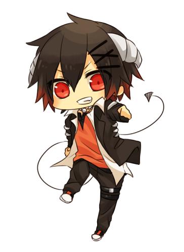 Tags: Anime, Orqz, Pokémon, Houndoom, Fanart From Pixiv, Fanart, PNG Conversion, Mobile Wallpaper, Pixiv