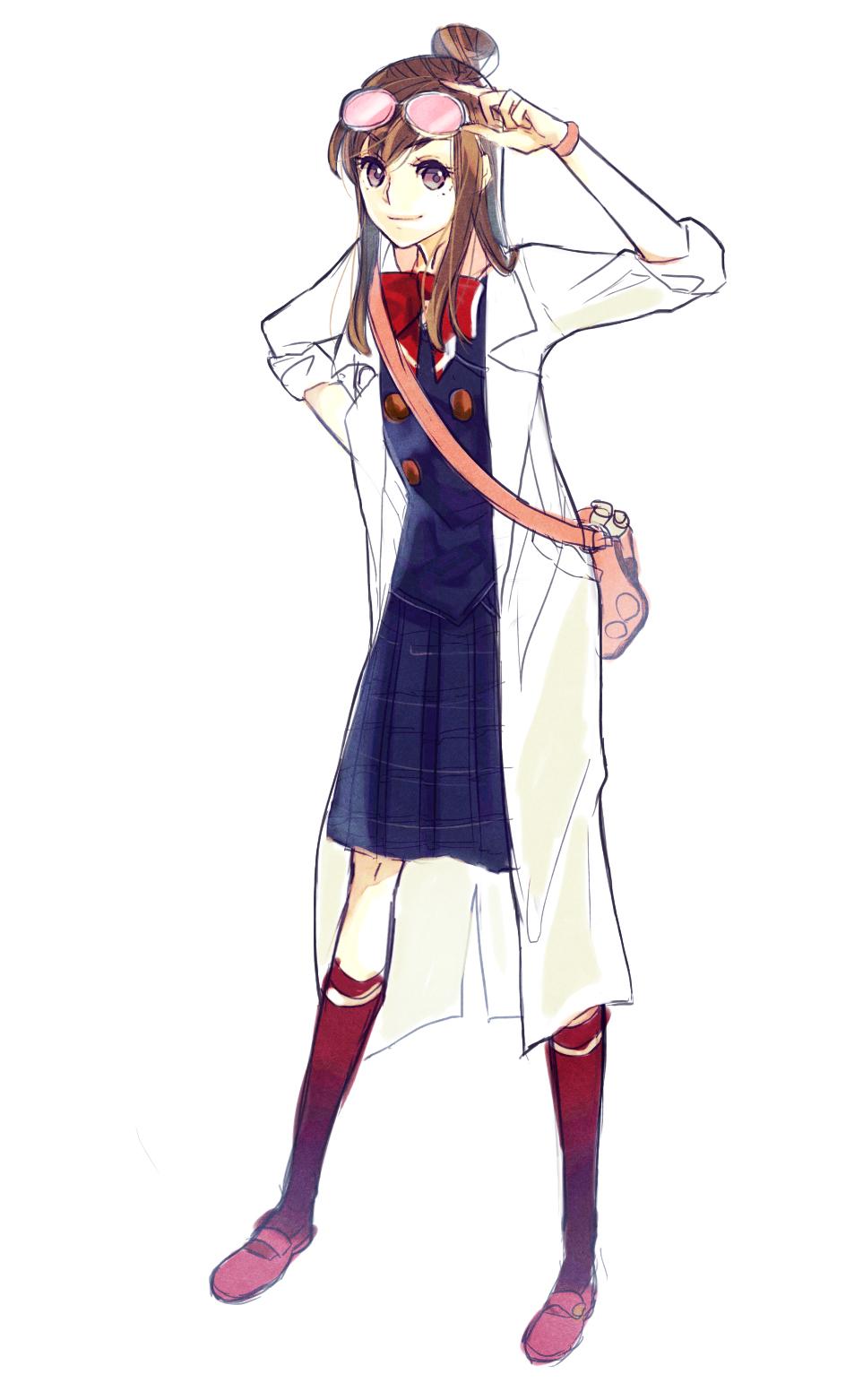 Houzuki Akane (Ema Skye) - Gyakuten Saiban - Zerochan Anime Image Board