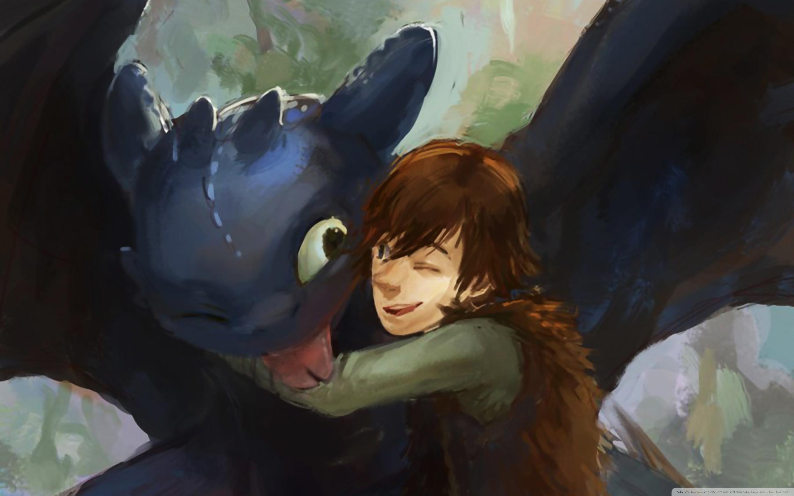 How To Train Your Dragon Hd Wallpaper 1548632 Zerochan Anime