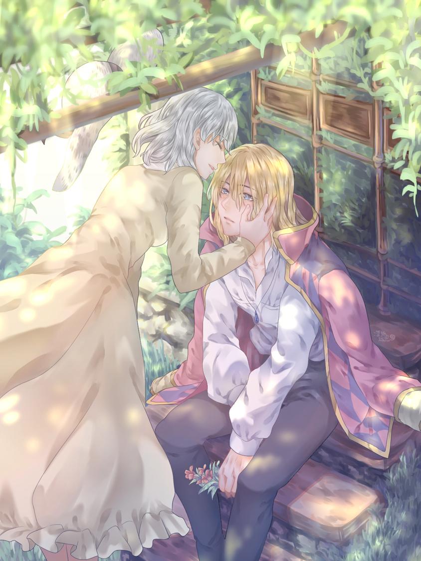 You are the light in my heart. Búsqueda de un Nightmare [0/1] Howl.no.Ugoku.Shiro.full.2300779