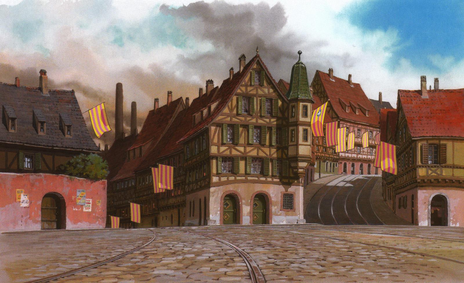 Howl No Ugoku Shiro Howl S Moving Castle Image 69839