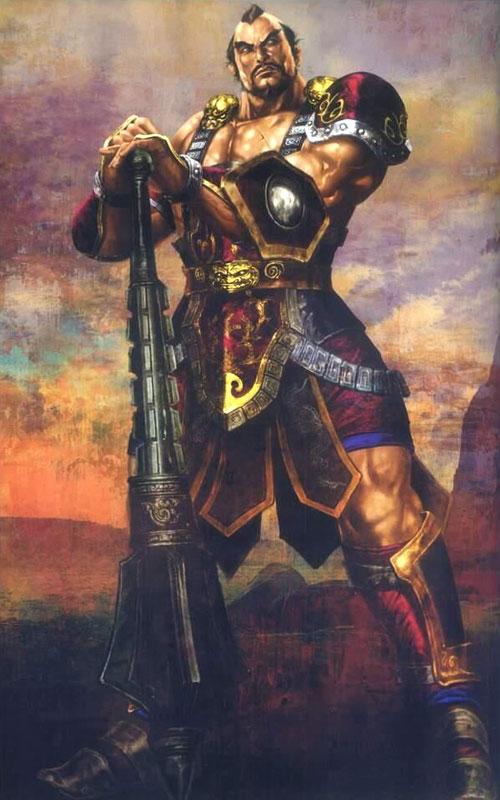 Huang Gai - Dynasty Warriors - Image #88042 - Zerochan ...