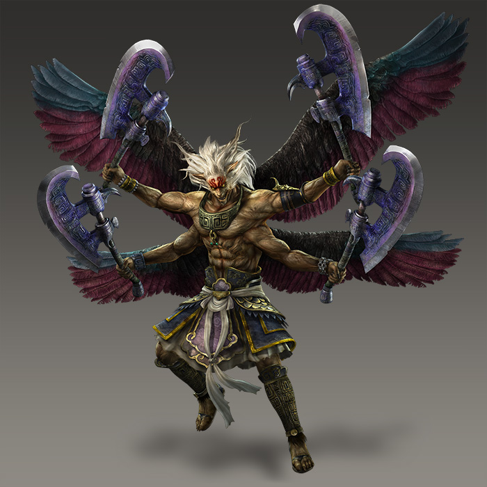 Best Characters In Warriors Orochi 4: Hundun/#1642791