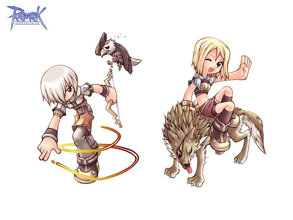 Hunter Ragnarok Online Ragnarok Online Wallpaper 638029