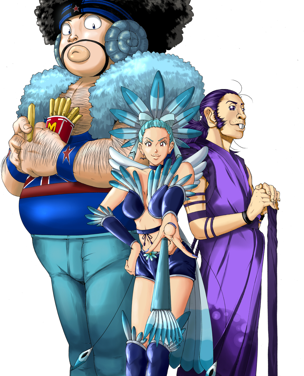 Hunter Jyuunishin (The Zodiac Twelve) - Hunter x Hunter - Zerochan Anime Image Board