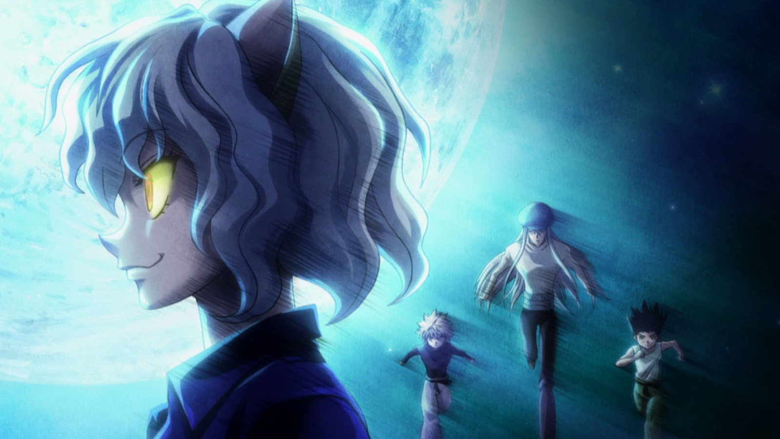 Tags Anime Hunter X Kite Nefelpitou