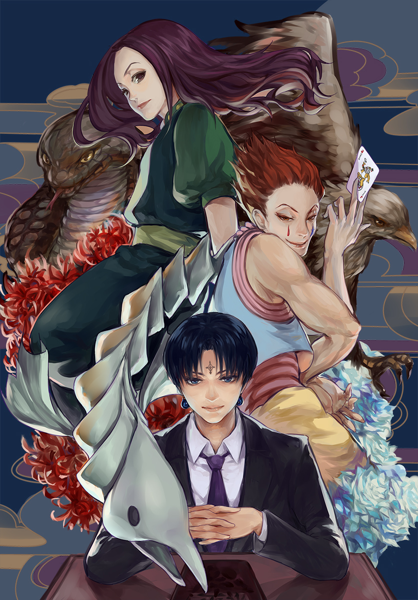 Hunter X Hunter Mobile Wallpaper 1680008 Zerochan Anime