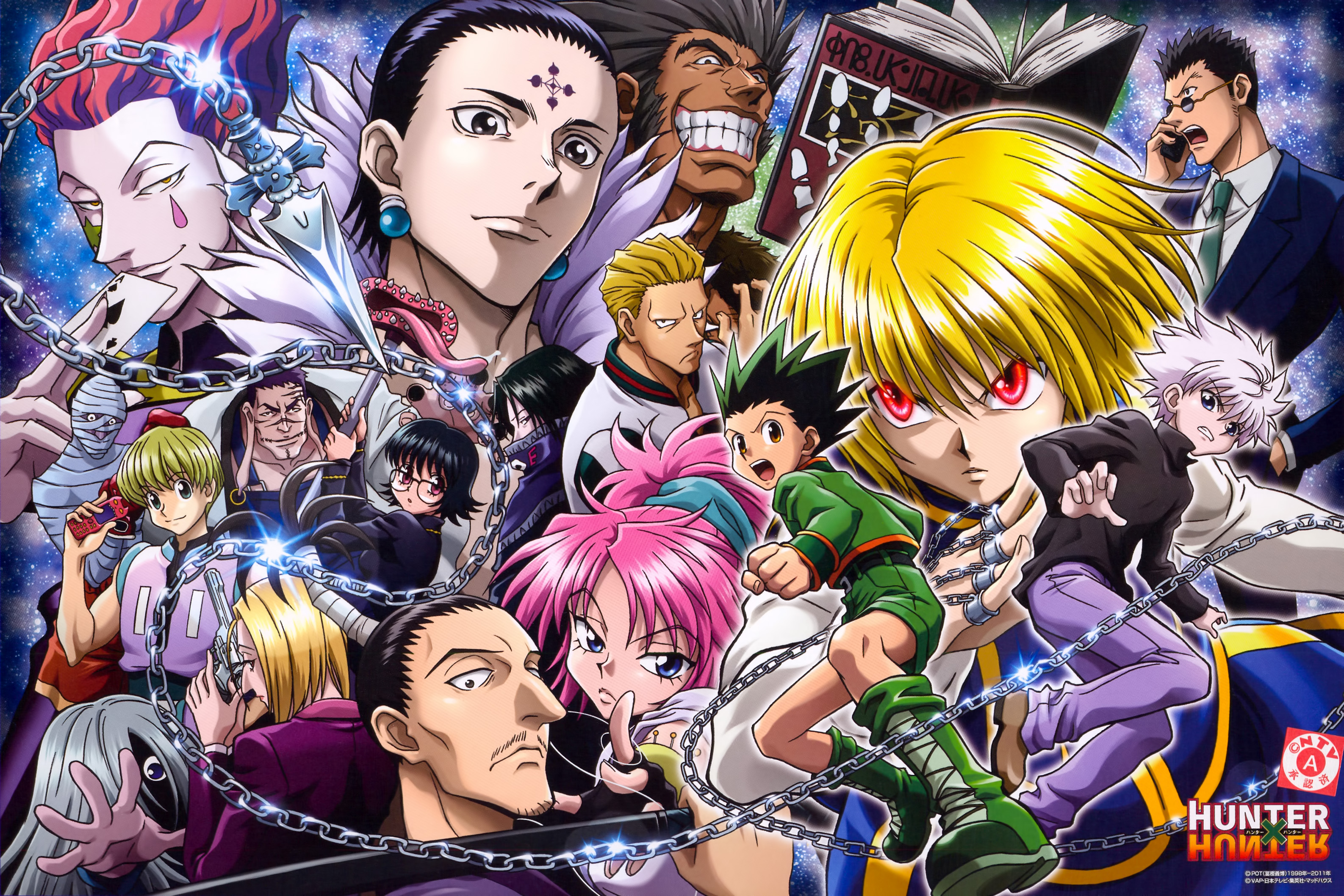 a review of hunter x hunter Hunter x hunter review name:hunter x hunter ( 2011 ) writer:togashi yoshihiro episodes:1-ongoing runtime:2011-present genreaction: adventure, fantasy critic 's descriptiontogashi yoshihiro is a good known mangaka responsible for yu yu hakusho, one of the best zanzibar copal of the mid 90-s frequently compared to dragon ball z.