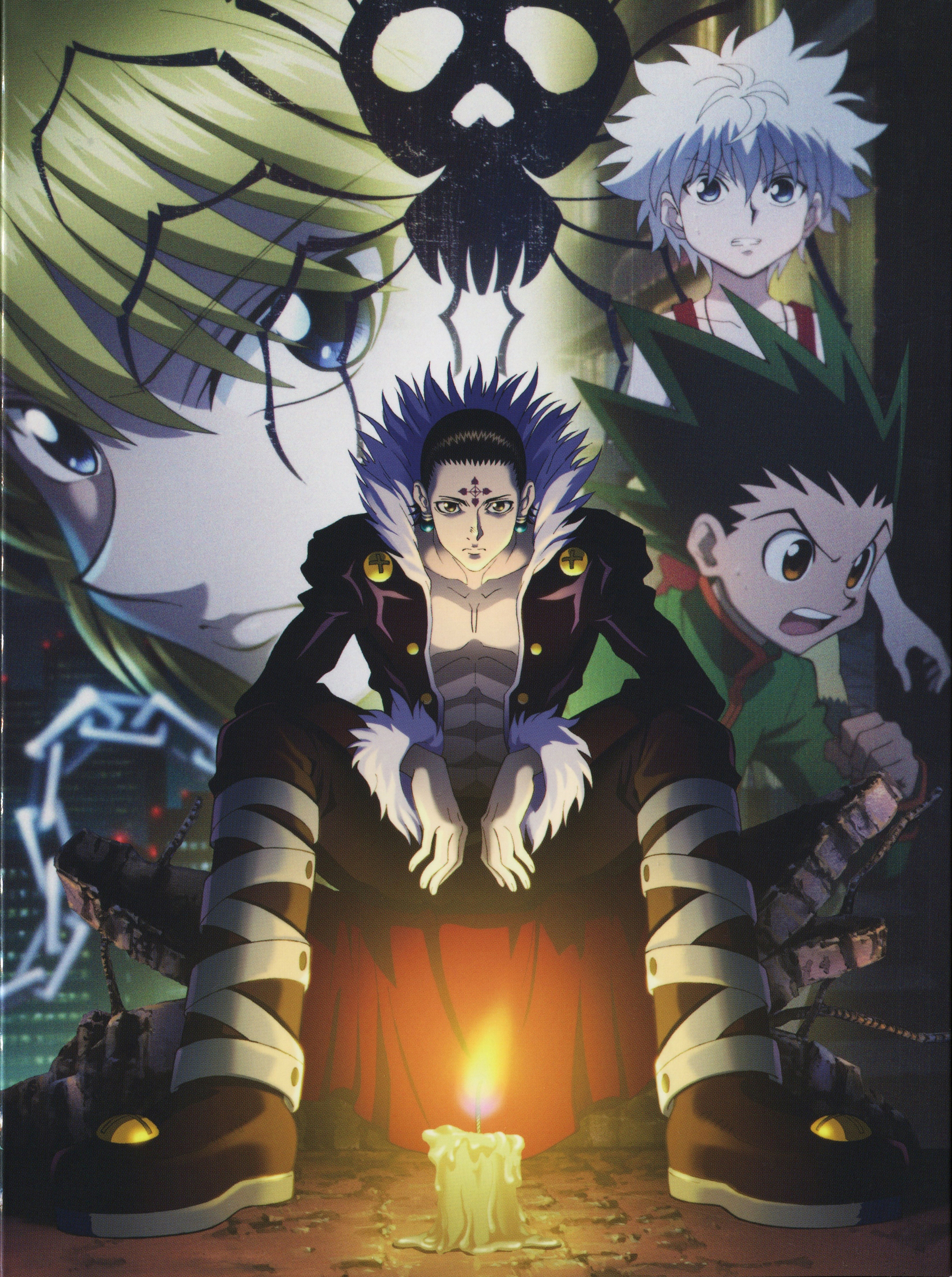 Killua Zoldyck, Mobile Wallpaper  page 5 - Zerochan Anime