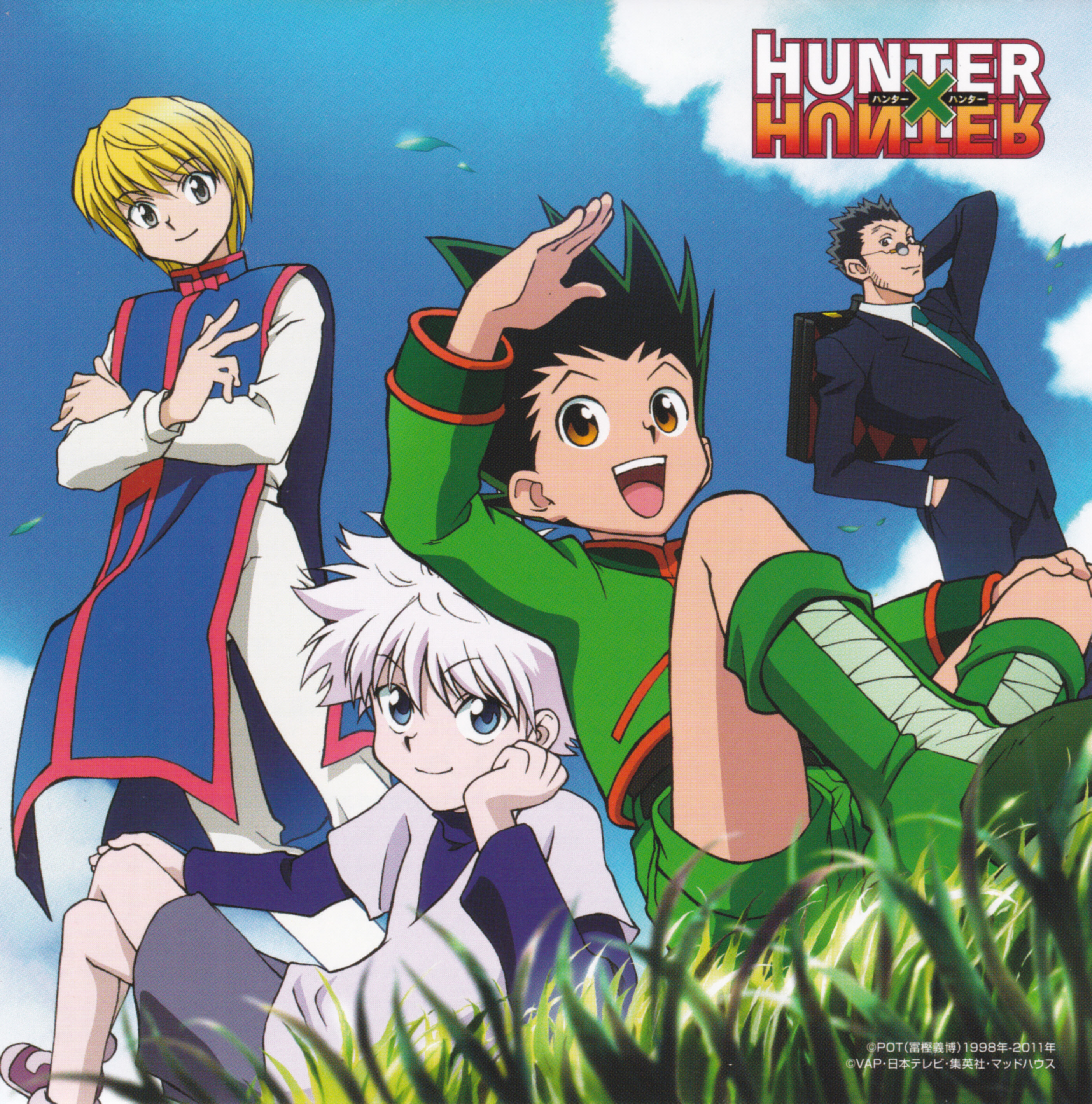 Hunter x Hunter, Official Art, Scan - Zerochan Anime Image ...