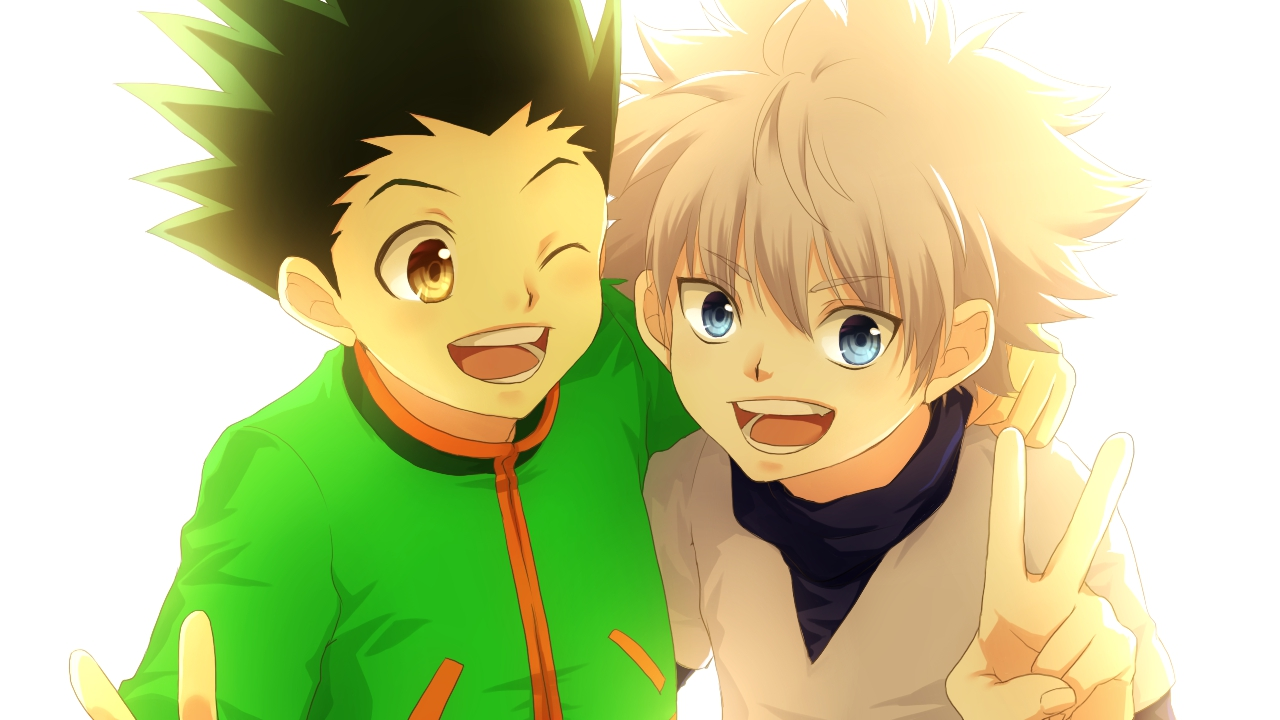Hunter X Hunter Wallpaper 1962783 Zerochan Anime Image Board