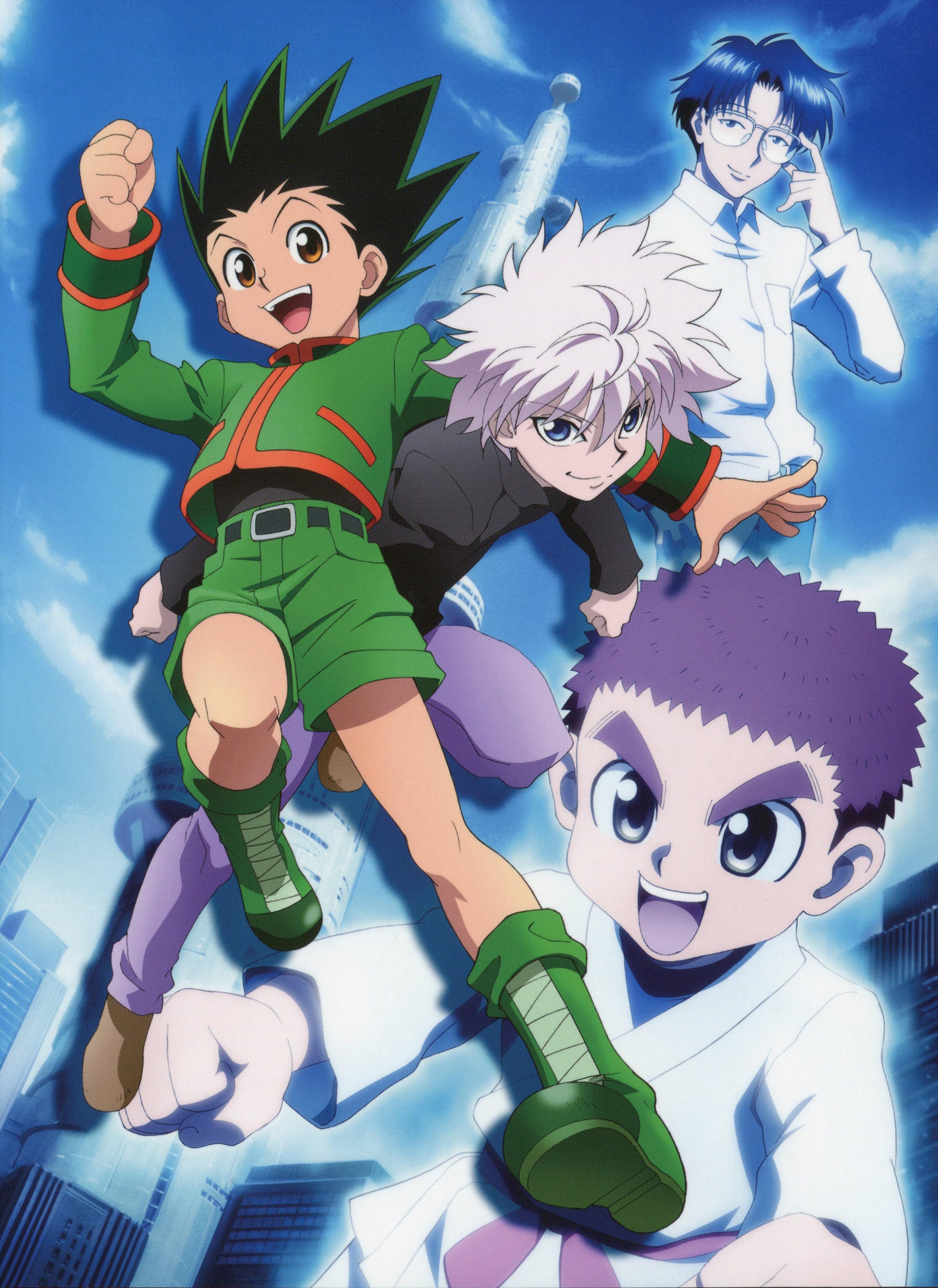 Wing (Hunter x Hunter) - Zerochan Anime Image Board