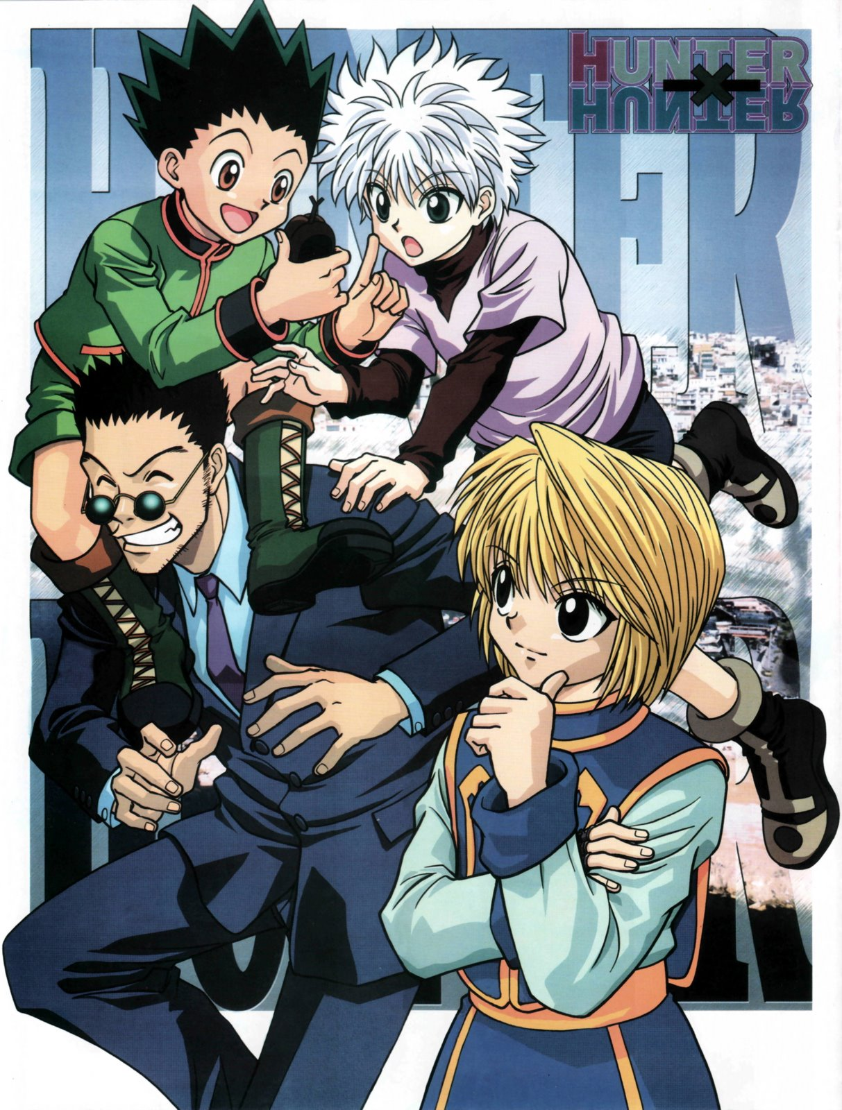 Hunter X Hunter Image 70689 Zerochan Anime Image Board