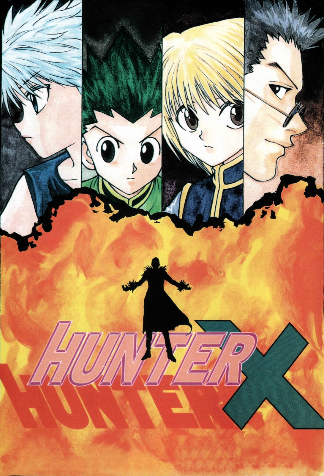 Anime Art Hunter X Hunter Gallery Of Arts And Crafts