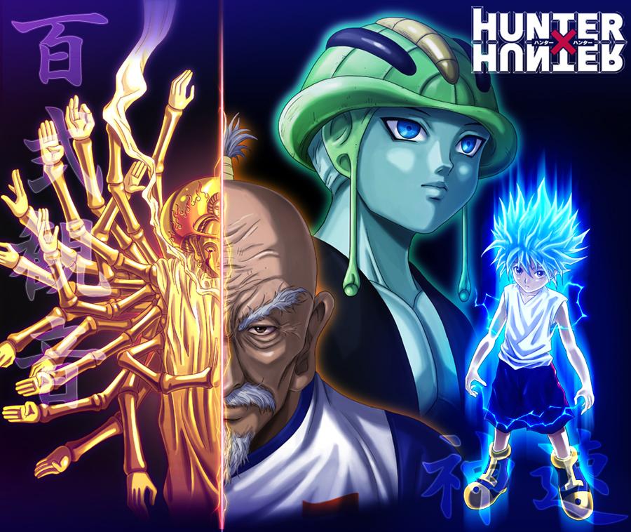 Hunter x hunter online castellano