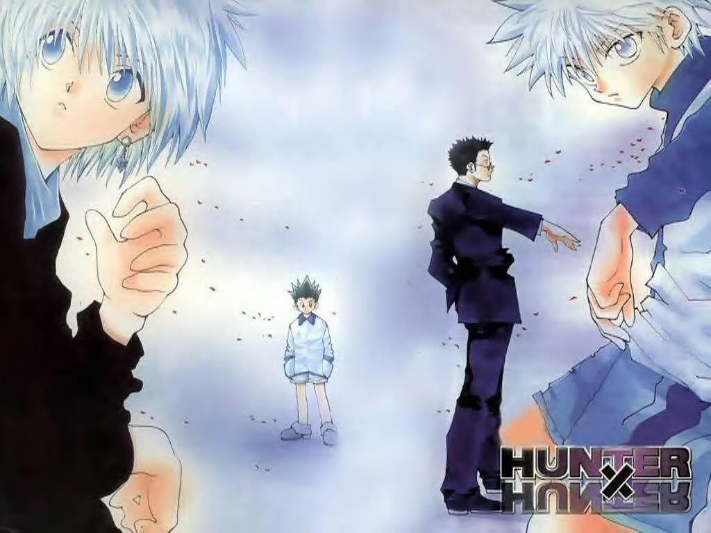 Hunter x hunter 2011 episodio 07 - 2 10