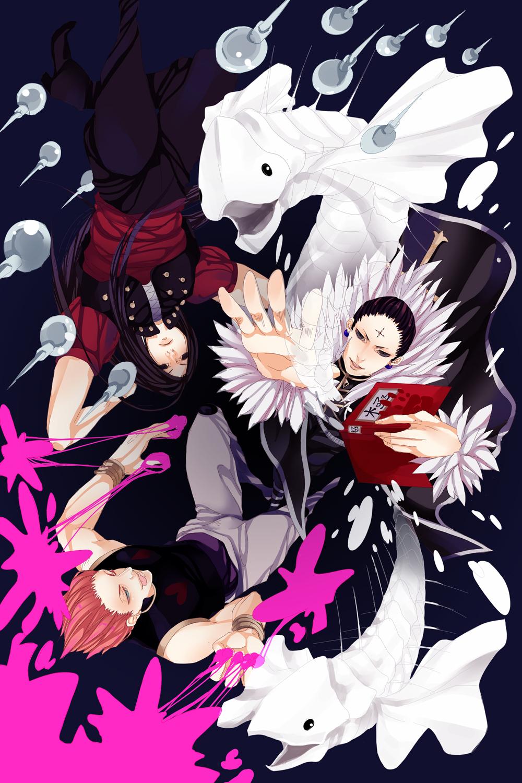Hunter X Hunter Mobile Wallpaper 889538 Zerochan Anime