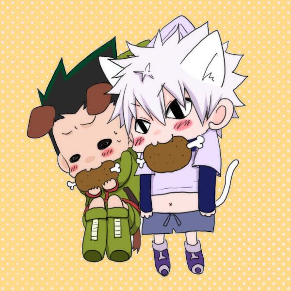 Hunter x Hunter - Togashi Yoshihiro - Image #994150 ... | 600 x 600 jpeg 159kB