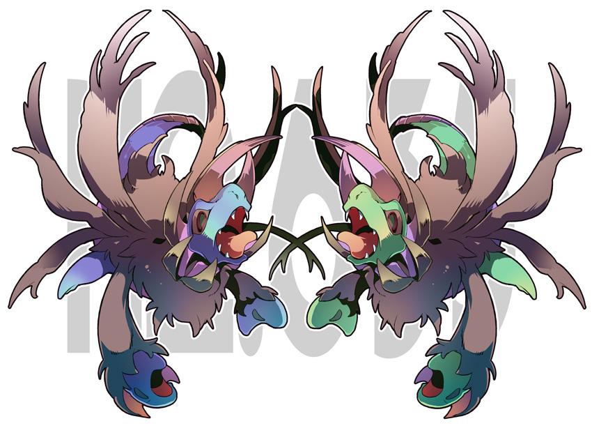 Pokemon Zweilous