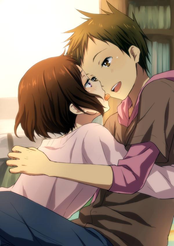 hyouka kiss