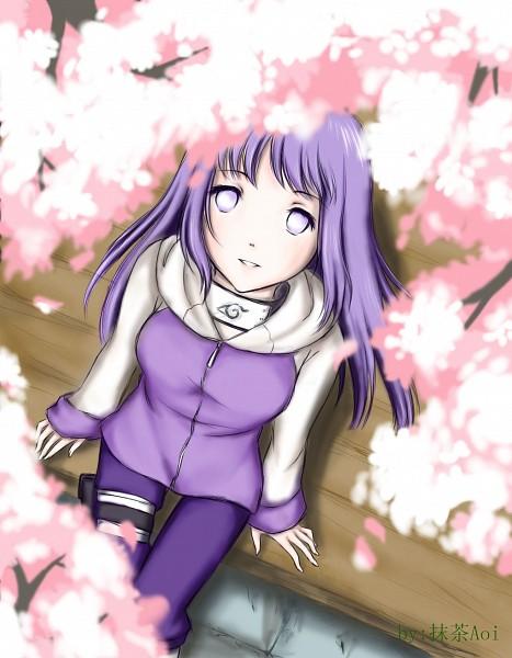 Tags: Anime, NARUTO, Hyuuga Hinata, Byakugan