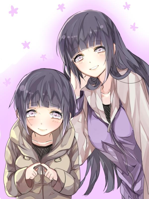 87+ Gambar Anime Hinata Keren HD