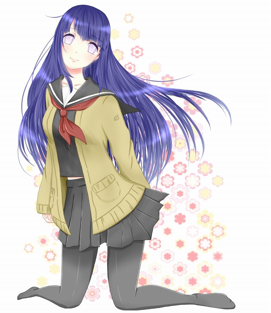 Hyuuga Hinata (Hinata Hyuuga)  NARUTO  Image #1393250  Zerochan Anime Imag