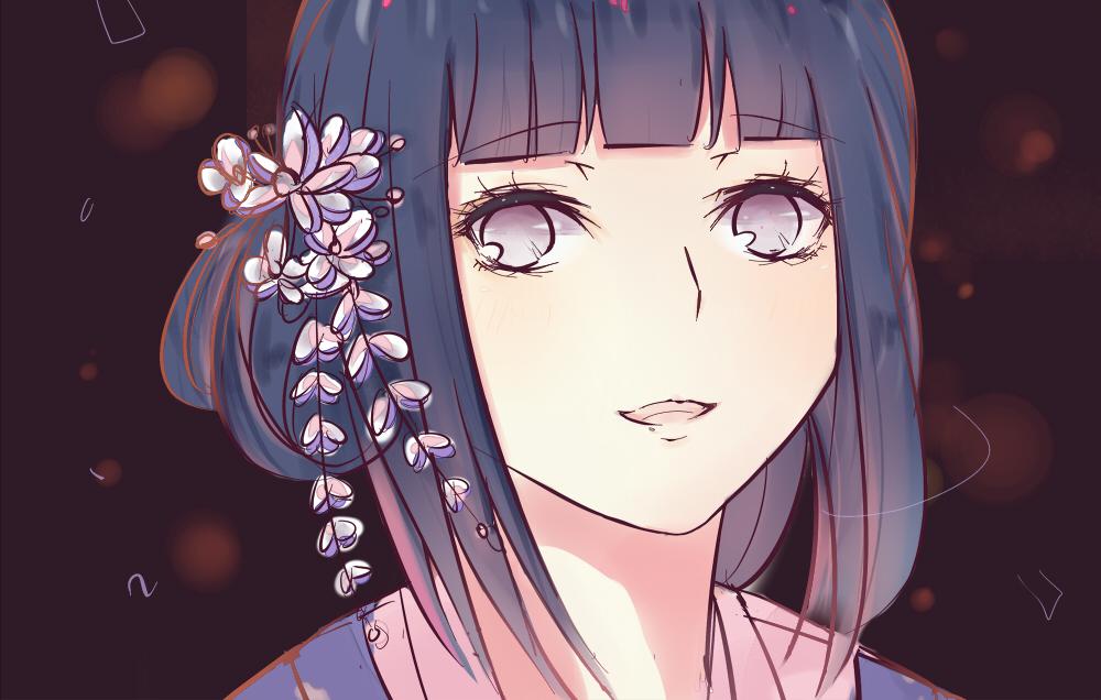 Hyuuga Hinata (Hinata Hyuuga)  NARUTO  Image #1971642  Zerochan Anime Imag