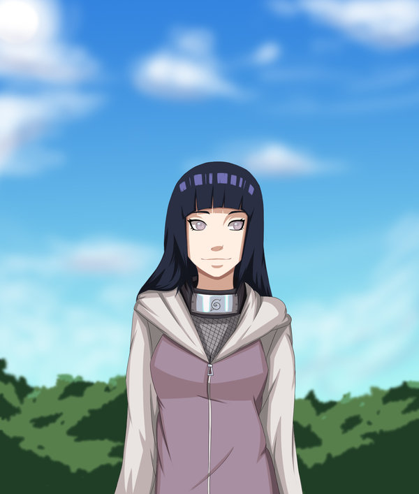 Tags: Anime, NARUTO, NARUTO: SHIPPŪDEN, Hyuuga Hinata, Artist Request, deviantART, Hinata Hyuuga