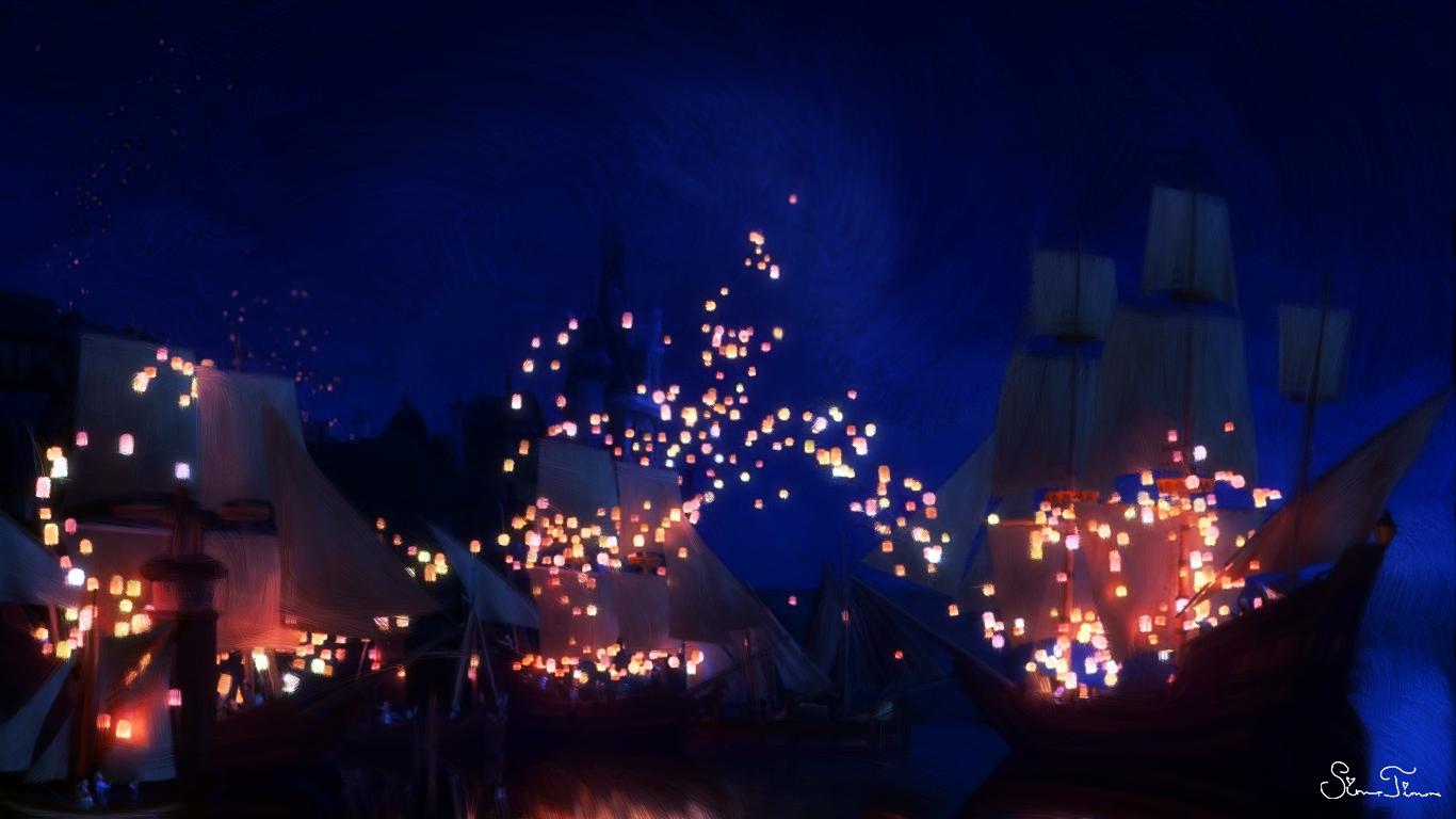 I See The Light Tangled Disney Zerochan Anime Image Board