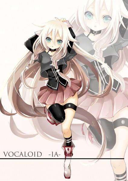 Tags: Anime, Vocaloid, Pixiv, IA, Pixiv Id 4370820