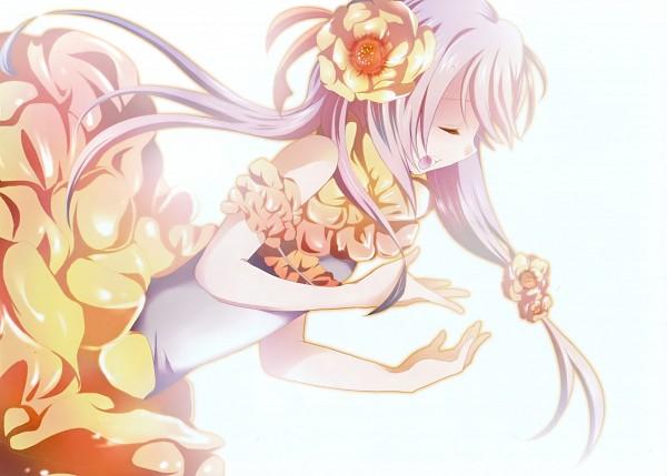 Tags: Anime, Vocaloid, Marireroy, IA, Abhaya