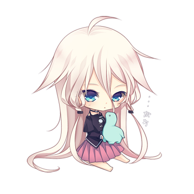 Tags  Anime  Shiro Mayu  Vocaloid  AIR  IA  Stuffed Dinosaur  ToyMayu Vocaloid Chibi