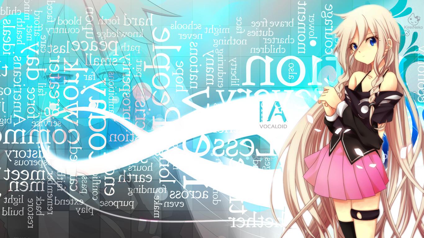 Ia Vocaloid Wallpaper 1145664 Zerochan Anime Image Board