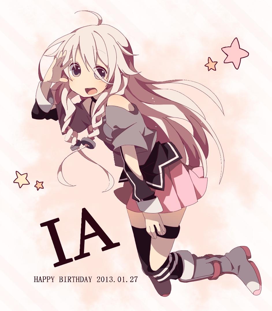 Tags: Anime, AREN, VOCALOID, IA, Legband