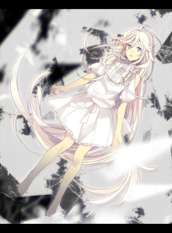 Tags: Anime, Takamura (Pixiv256508), VOCALOID, IA