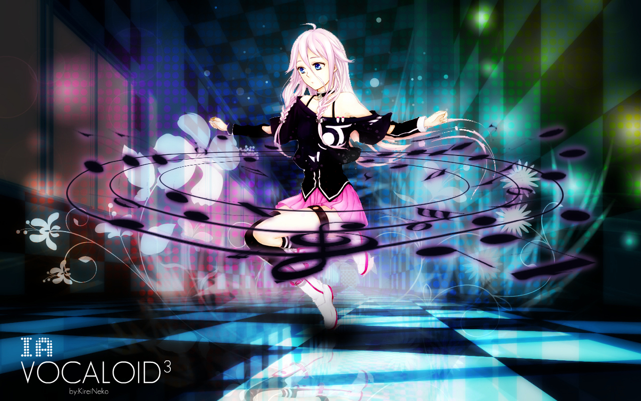 Ia Vocaloid Wallpaper 946030 Zerochan Anime Image Board