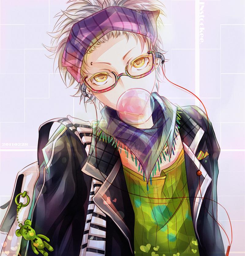 """Résultat de recherche d'images pour """"anime boy bubblegum"""""""