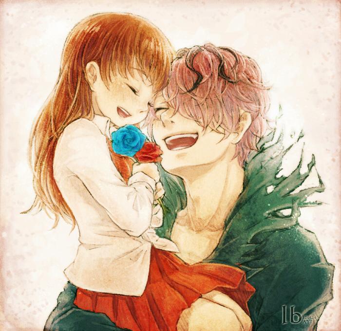 Anime Characters Laughing : Ib zerochan