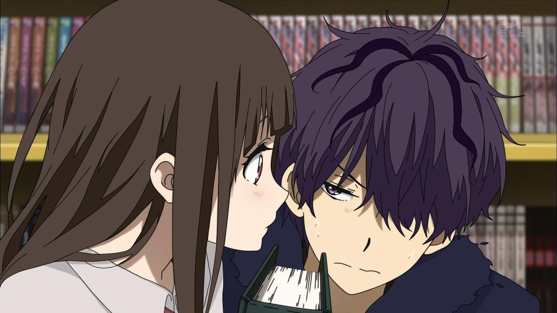 Hyouka Wallpaper Zerochan Anime Image Board