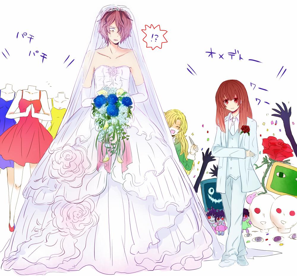 Wedding dress zerochan anime image board for Zerochan anime
