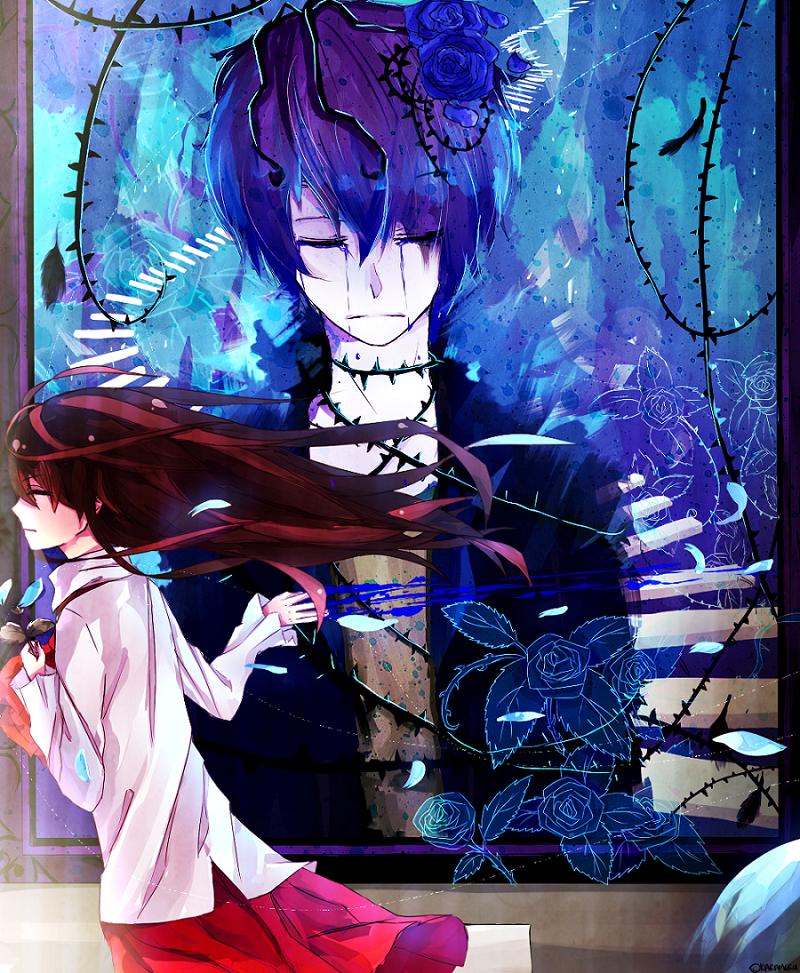 Face down zerochan anime image board - Portrait anime wallpaper ...