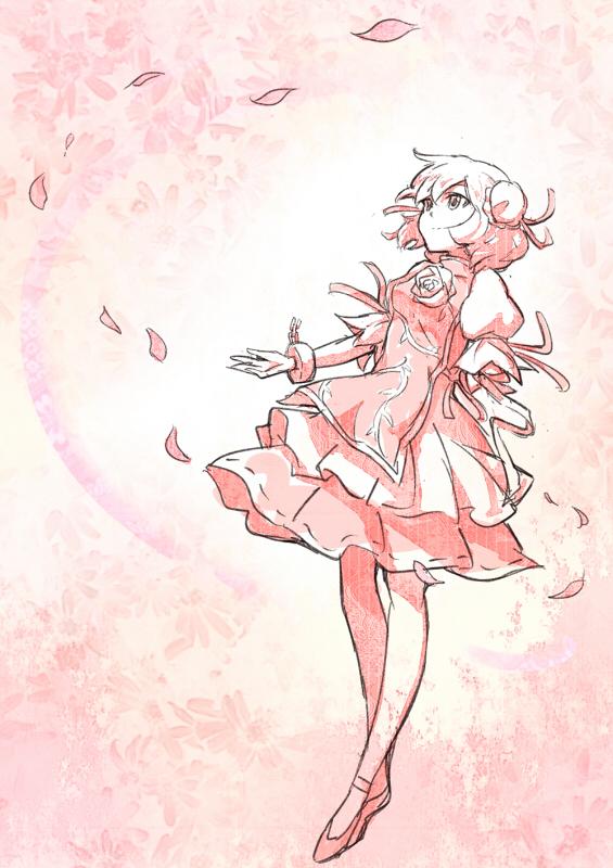 Tags: Anime, Shiba Murashouji, Touhou, Ibaraki Kasen, Bandaged Fingers, Fanart, Pixiv, Kasen Ibaraki