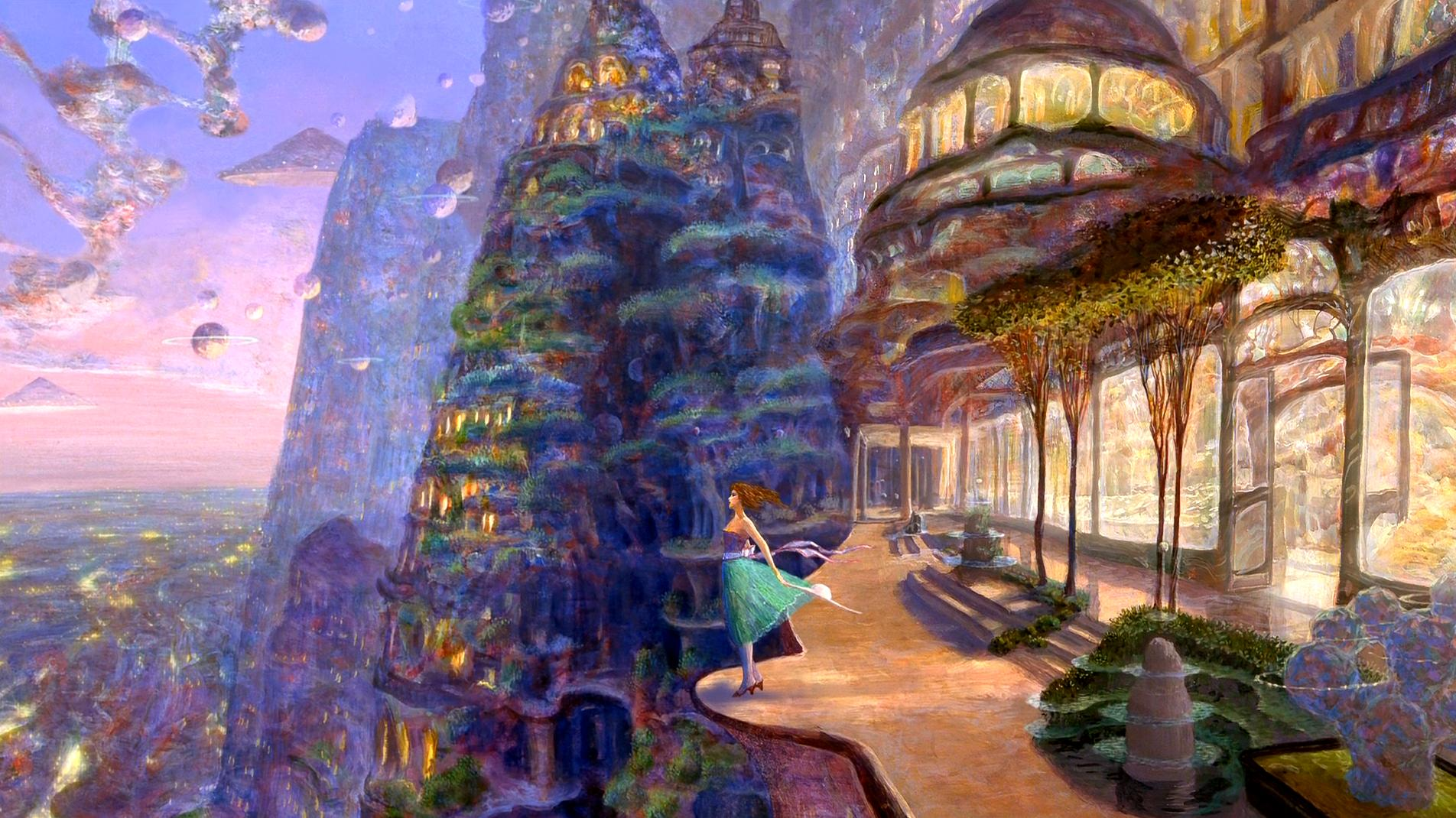 Studio Ghibli, Scenery | page 3 - Zerochan Anime Image Board