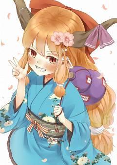 Ibuki Suika