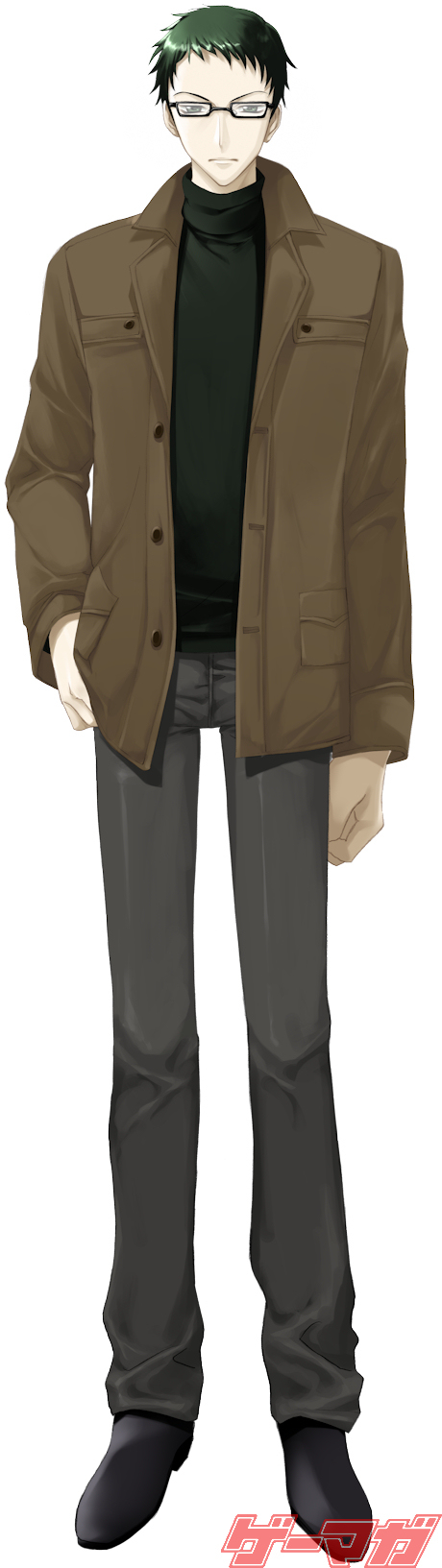 Tags: Anime, Memories Off Series, Your Memories Off Girl's Style, Ichii Kiyotaka, Official Art