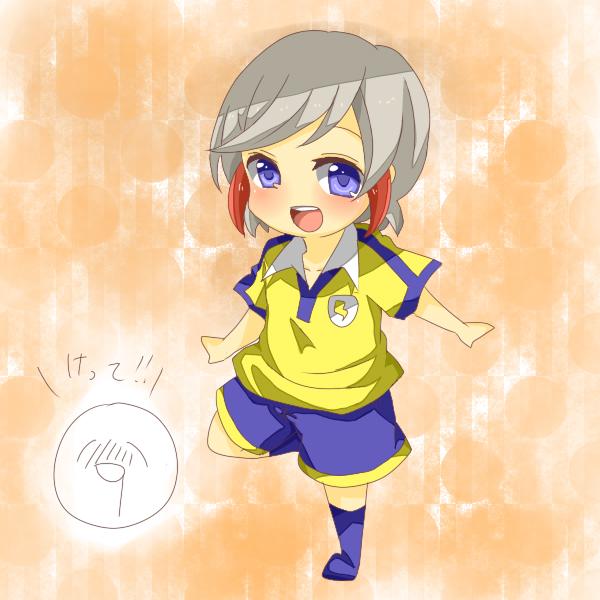 Tags: Anime, Level-5, Inazuma Eleven, Inazuma Eleven GO, Ichino Nanasuke
