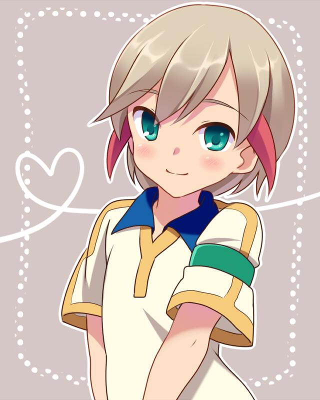 Tags: Anime, Kyu, Level-5, Inazuma Eleven, Inazuma Eleven GO, Ichino Nanasuke