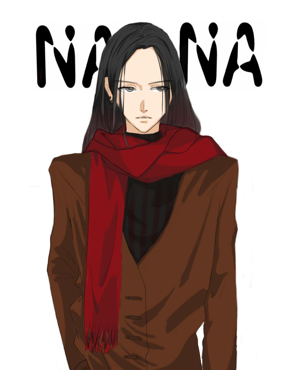 Nana Anime Takumi