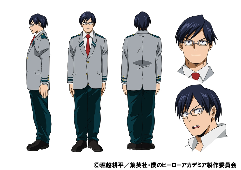 Tenya Iida | Boku no Hero Academia Wiki | FANDOM powered by Wikia